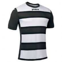 JOMA Europa III Jersey - Anthracite / White
